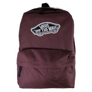 VANS Off The Wall Backpack (Maroon / Black)